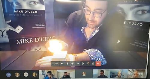 Magician virtual magic