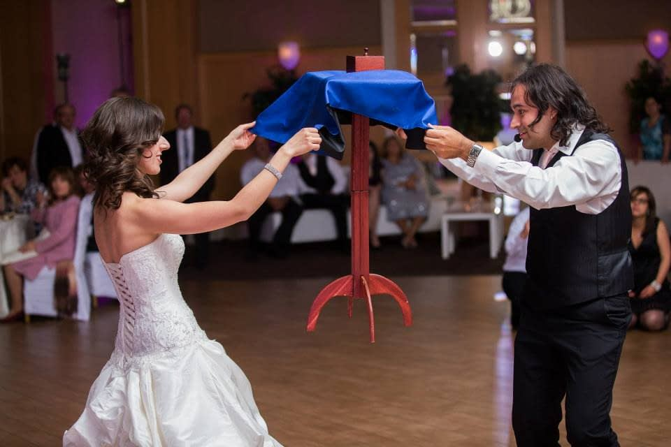Wedding entertainment Toronto